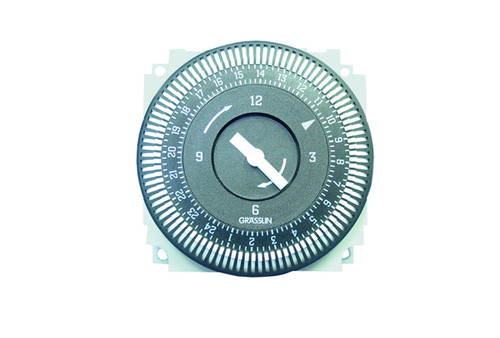 Intermatic | TIME CLOCK | 220V - 15A - 50HZ - 24-HR - 5-LUG | FM/1 STUZ-240V/50HZ