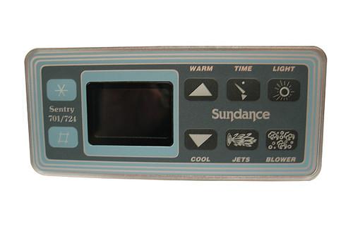 Sundance Spas   TOPSIDE    701/724   6500-522