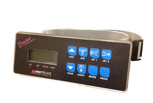 Brett Aqualine 24-4211-05R-81 BL-70 Topside Control