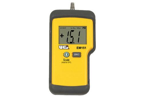 UEI | MANOMETER | EM151 SINGLE INPUT ELECTRONIC | EM151