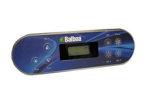 Balboa Water Group | TOPSIDE | VL700S DIGITAL 7-BUTTON | 53811