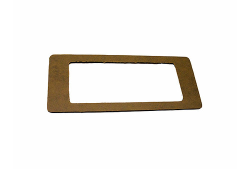 "HydroQuip | TOPSIDE ADAPTER PLATE | HT-2 SERIES 8.5"" X 4"" WITH GASKET 