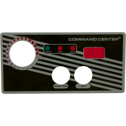 Tecmark (TDI) | OVERLAY | COMMAND CENTER - 2-BUTTON - WITH DISPLAY | 30215BM