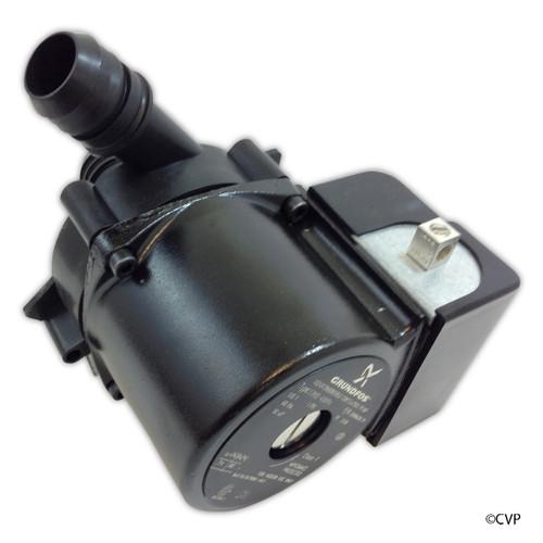 "Grundfos Pumps Corp | Grundfos Circ Pump N/S 115V (12-18 GPM), 1"" Barb | 59896291"