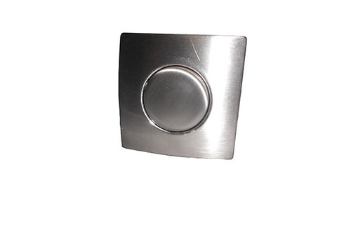 Allied Innovations | AIR BUTTON TRIM | #20 DESIGNER TOUCH, TRIM KIT, SATIN NICKEL, SQUARE | 951981-000