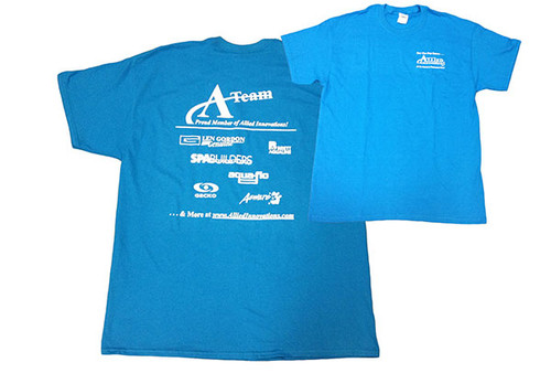 "ALLIED INNOVATIONS | ""A"" TEAM MEMORABILIA T-SHIRT 