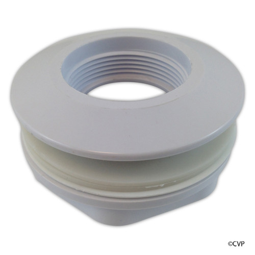 "Pentair Pool Products | Wall Fitting, Fiberglass, Long Body, 1-1/2""THD x 1-1/2""Sckt 