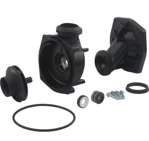 Jacuzzi 34-105-1053 Wet End Kit