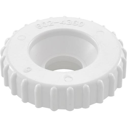 Waterway Plastics | CAP, ON/OFF VALVE, WHITE | 602-4360