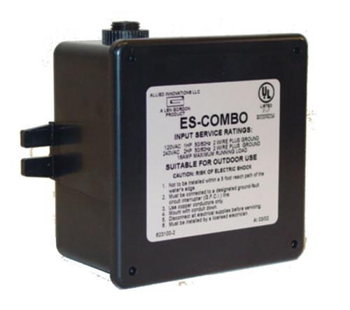 Len Gordon 923100-001 ES-Combo Air Control 120/240V