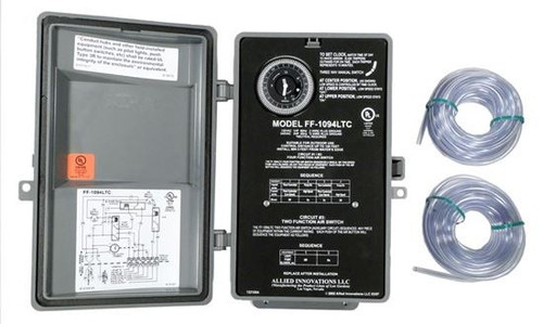 Len Gordon 910108-007 Control FF-1094LTC 120/240V 20 Amp