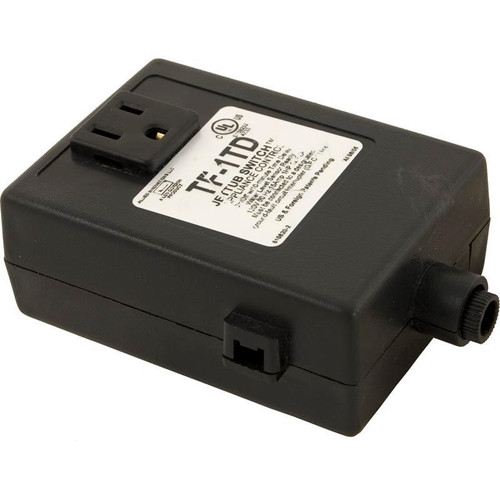 Len Gordon | CONTROL | TF-1TD 2MIN, 120V 1HP PACKAGED WITHOUT BUTTON | 910825-001