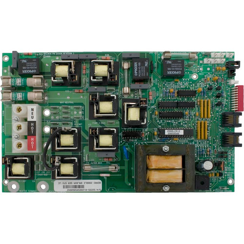 Balboa Water Group | BOARD, 2000LE DIGITAL (PRES SWITCH TECH) |  52295-01