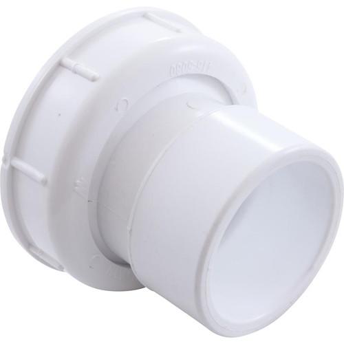 Waterway Plastics | Pump Union 1.5s/2spg w/Locknut and Oring | 400-2160