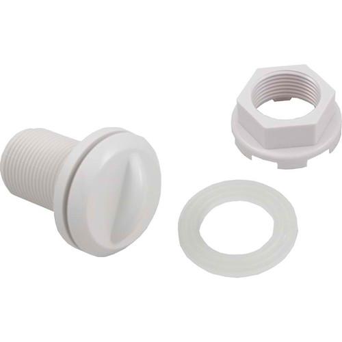 "Balboa Water Group/ITT | Mini Air Control Assy, 1/2"" White | 10-2200WHT"