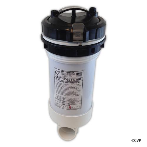 "Waterway Plastics | Filter, 50sqft Top Load, 2"" w/bypass | 502-5010"