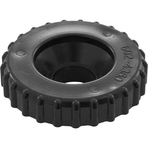 Waterway Plastics | CAP, ON/OFF VALVE, BLACK | 602-4361
