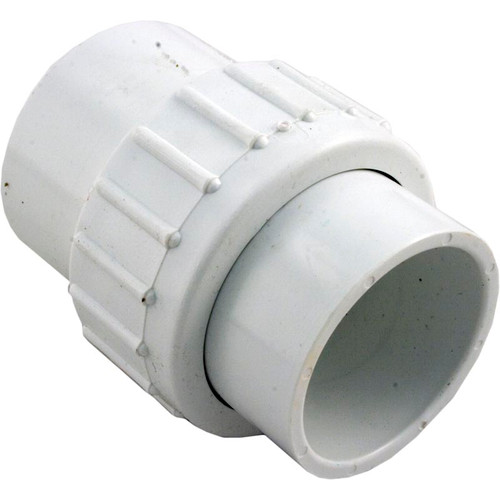 "Waterway Plastics | Union Assy, 2""Spg/1-1/2""S x 1-1/2""S | 400-5530"