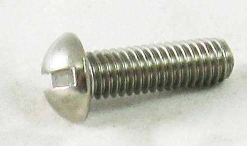 "AQUA KING COMMANDER | SCREW PAN HD 10-32 X 3/4"" SS 