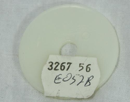 AQUA KING COMMANDER   WASHER WHEEL, PLASTIC   2605
