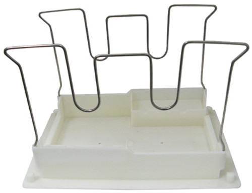 AQUA PRODUCTS | BOTTOM LID ASSY. (White, W-shaped Wire Frame) - Aquabot | A9200X
