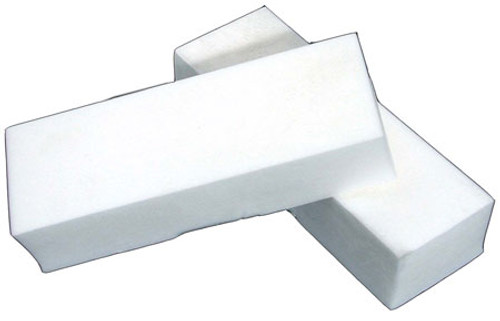 AQUA PRODUCTS | SIDE POCKET FLOATS (White, Foam Rectangle Blocks)- Wal-climbing units may use them | SP3104