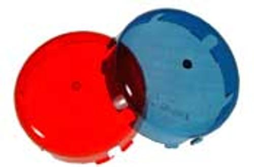 HAYWARD | ASTROLITE II | BLUE & RED REPLACEMENT LENS COVER KIT | SPX590K