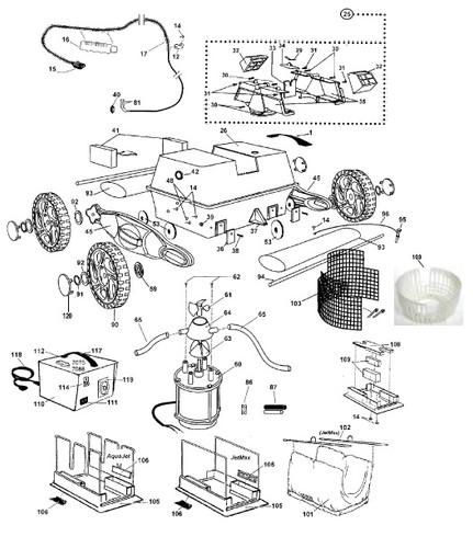 AQUA PRODUCTS   SIDEPLATE (NEW DESIGN BLACK,PLASTIC, REQUIRES BUSHINGS & LOCKING SCREW ASSEMBLY) JMAX 09-CURRENT   3350BK