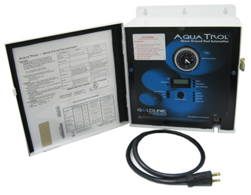AQUA TROL | CONTROL UNIT STRAIGHT BLADE | AQ-CTRL-TROL-RJ