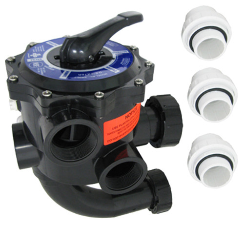 "JANDY  | 2"" VALVE PACKAGE WITH UNIONS 