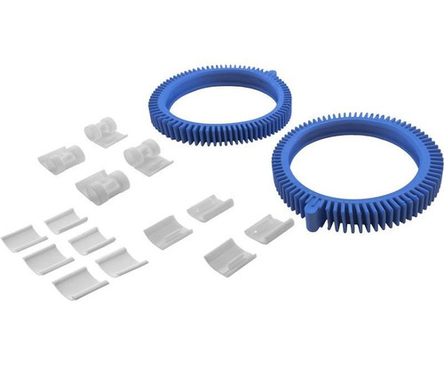 Poolvergnuegen 896584000-426 2 Wheel Tune Up Kit, White