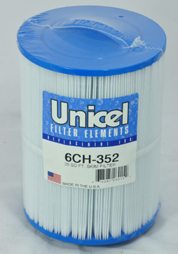 Unicel | FILTER CARTRIDGES | 6CH-352