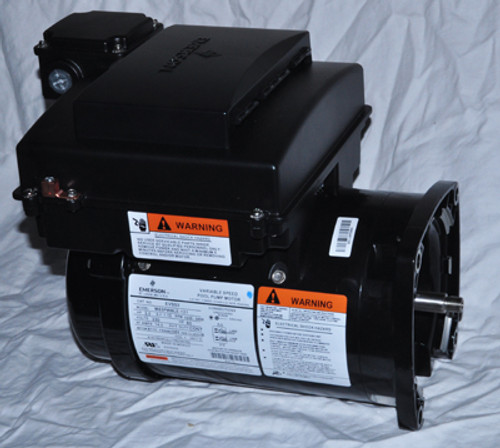 EMERSON | 1/2 HP THRU 3 HP VARIABLE SPEED WITH SVRS SQUARE FLANGE, 230 VOLT | EVSS3