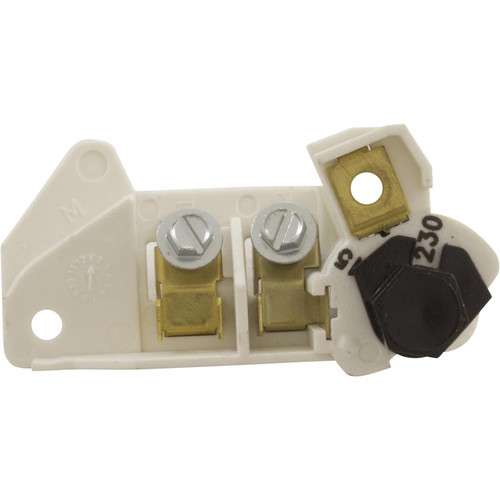 MAGNETEK-CENTURY | TERMINAL BOARD WITH VOLTAGE SWITCH | 628401-001