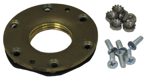 """THERMCORE PRODUCTS   1"""" NPT THREADED FLANGE ADAPTER KIT   9135-32DB"""