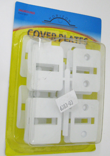 HORIZON   STRAP PLATE, PACK OF 8   2007
