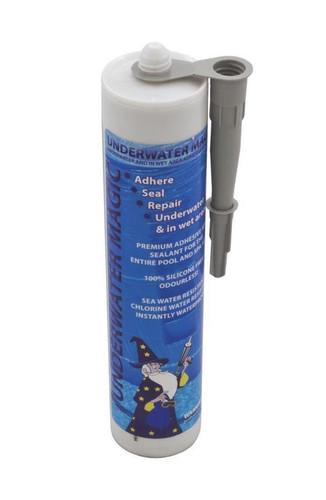 Gray Underwater Magic Single Tube