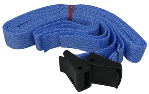 "BLANKET STRAP 54"" (SET OF 2) WITH TUBE FASTENERS