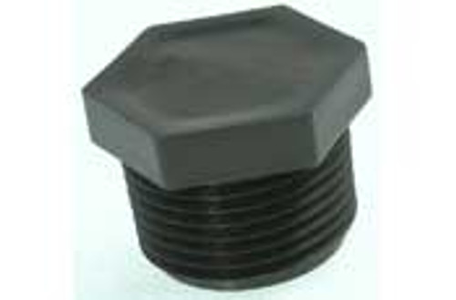 "A&M INDUSTRIES | PLASTIC, 3/4"" MPT 