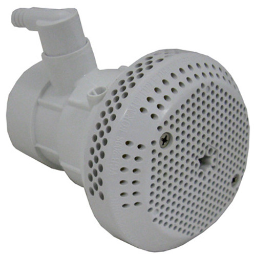 BALBOA | COMPLETE SUCTION FITTING, WHITE | 90146-WH