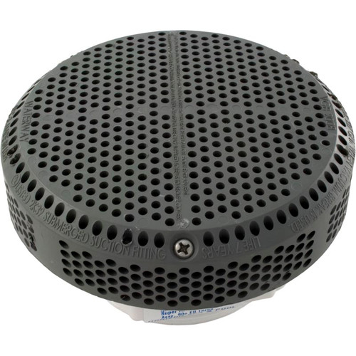 WATERWAY | GRAY SUCTION FITTING | 640-3587V