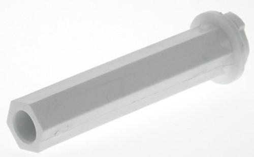"Hydro Air 10-4401T Gunite Twist Lock Nozzle Extension 1/2"""