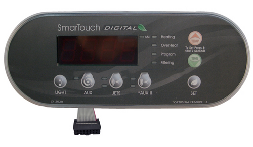 Applied Computer Controls, ACC - Topside Control Panel, ACC, Smart Touch LX-2020 Digital - 220-KP2020
