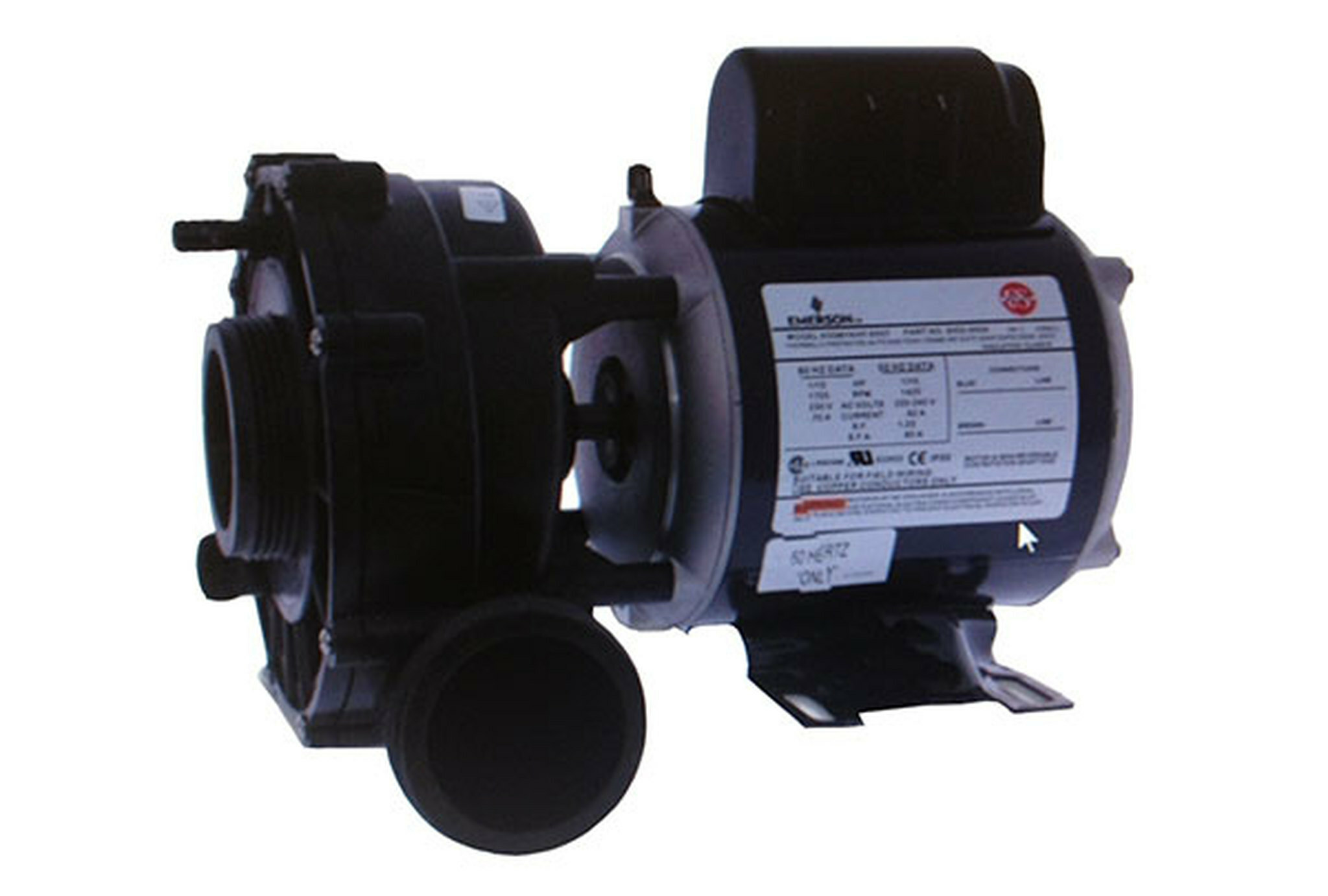 Hot Tub Pumps & Spa Pump Parts