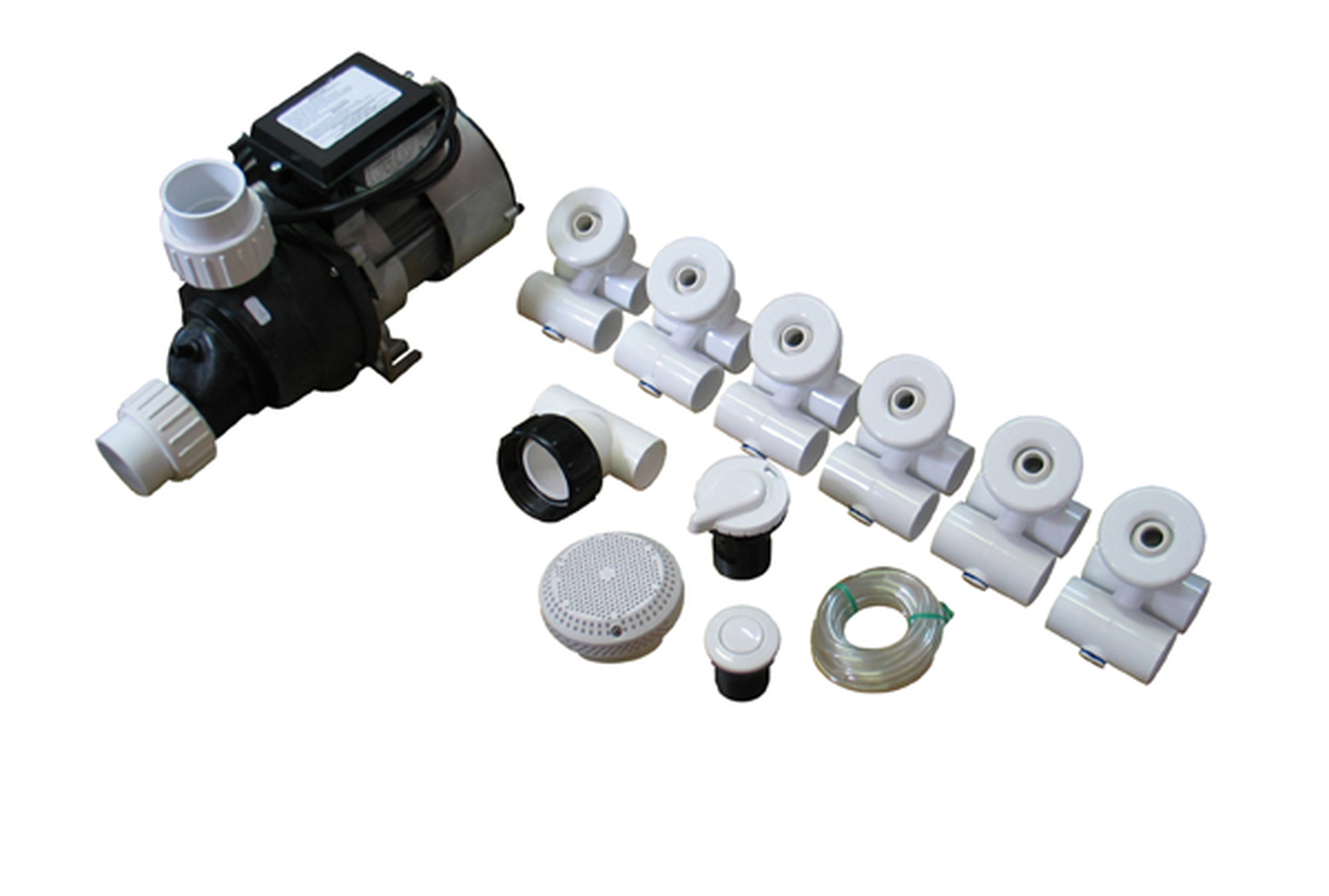 Jetted Tub Assembly Kits