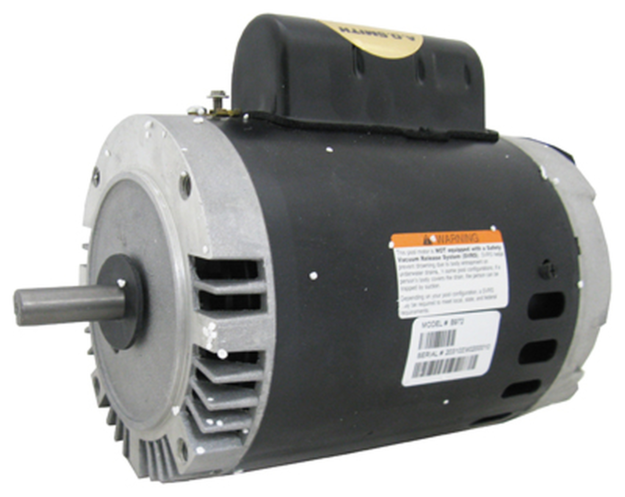 MOTORS - KEYED SHAFT 56C