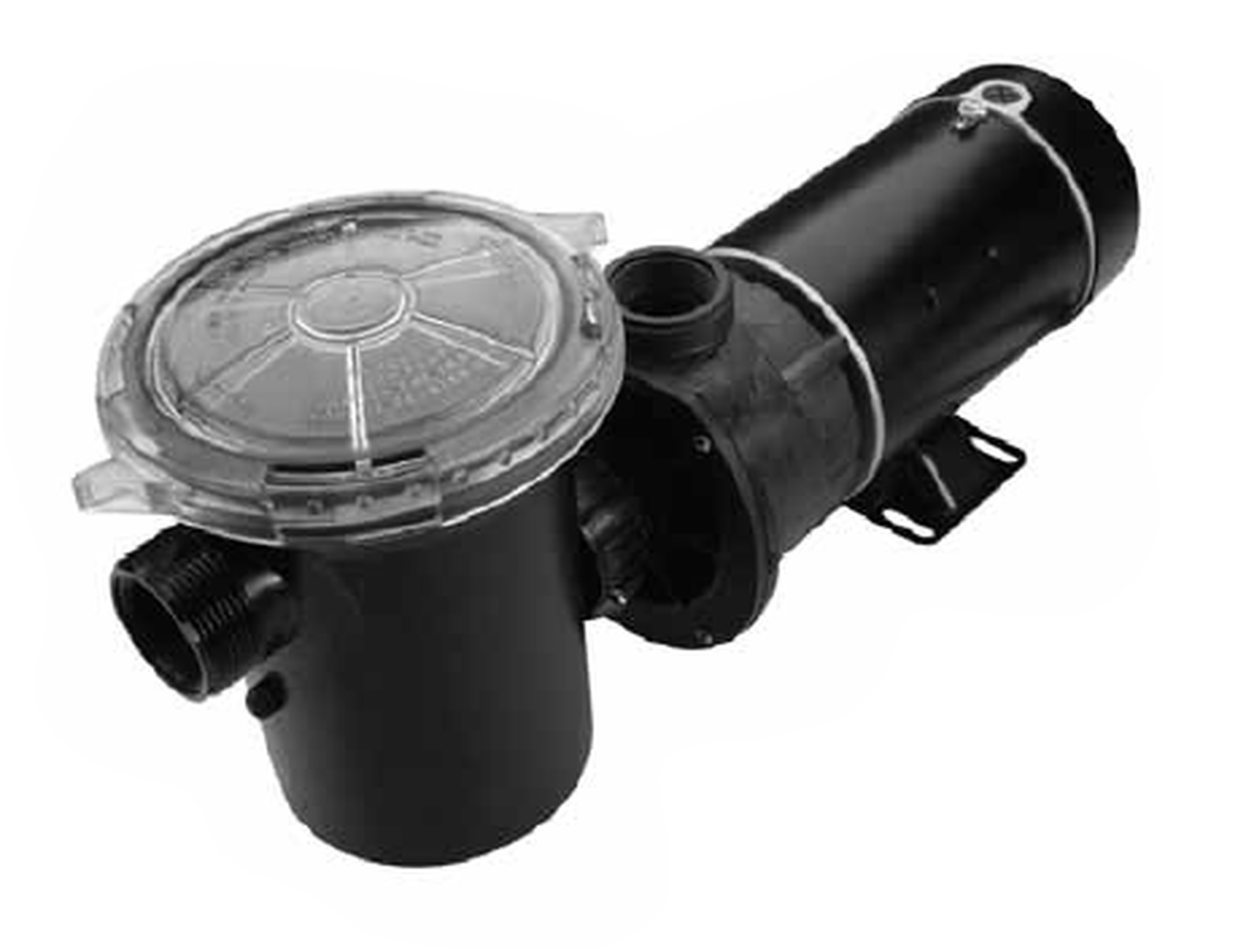 Waterway Center Discharge Pumps & Parts
