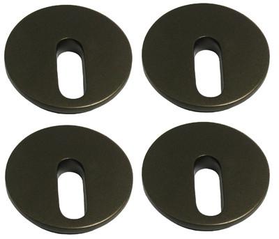 Jandy Deck Jet Coverplate Bronze (Set of 4) | R0561200