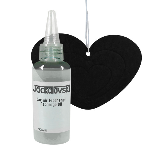 Jackalovski Car Air Freshener Bottle