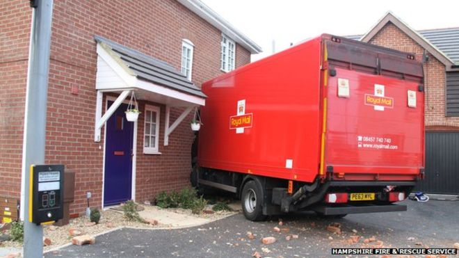 News: Amazon Removes Royal Mail 48 after Discovering Lies